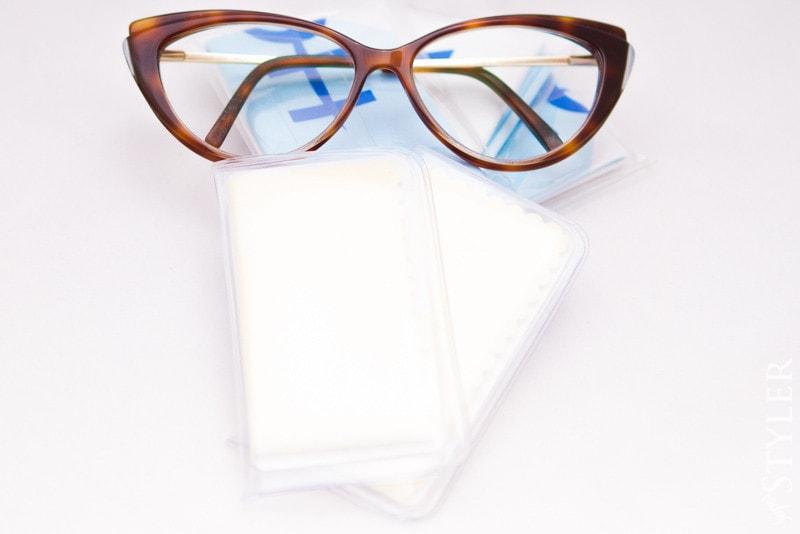 co zrobić by okulary nie parowały