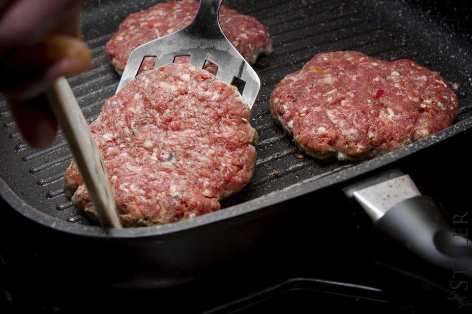 domowe burgery