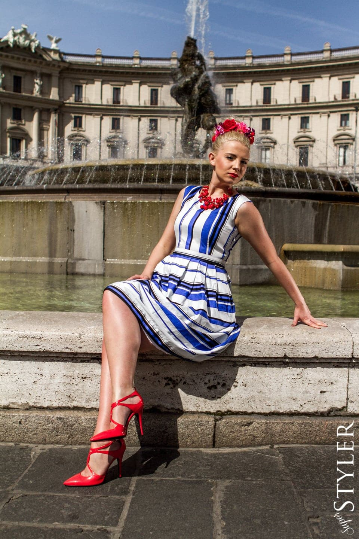 moda we włoskim stylu Dolce&Gabbana