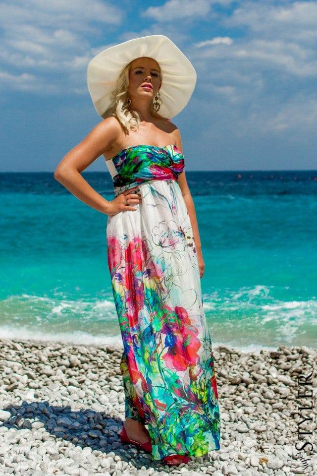 blog moda,blog modowy,blog o modzie,blog fashion,blog stylizacje,sukienka,jedwab,capri,superstyler