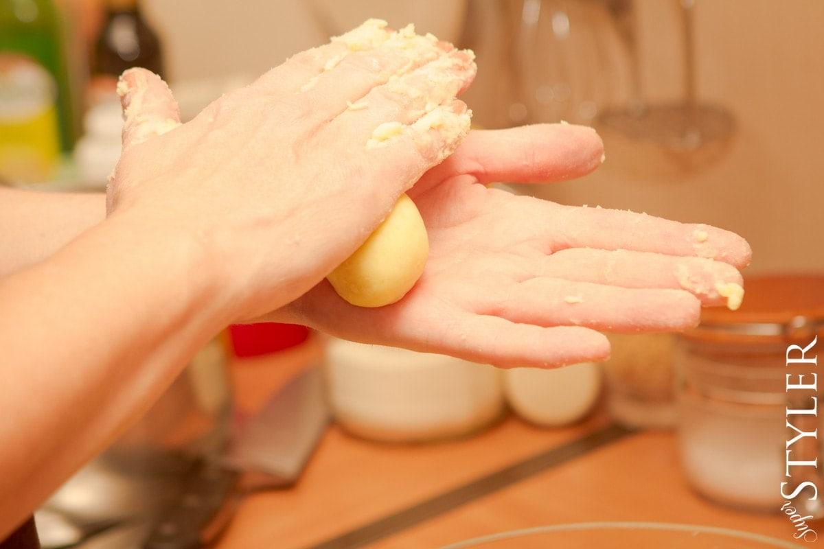 kluski śląskie,kluski z dziurką,kuchnia śląska,kuchnia regionalna,kluski,kuchnia polska,kuchnia staropolska,obiad,co do pieczeni,dodatek do mięs