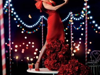 Campari,kalendarz,konkurs,SuperStyler,Campari 2014 Calendar,Campari Kalendarz 2014,Campari Calendar 2014 - Worldwide Celebration,Uma Thurman,moda,Koto Bolofo
