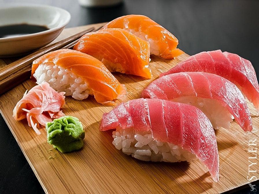 sushi w ciąży superstyler