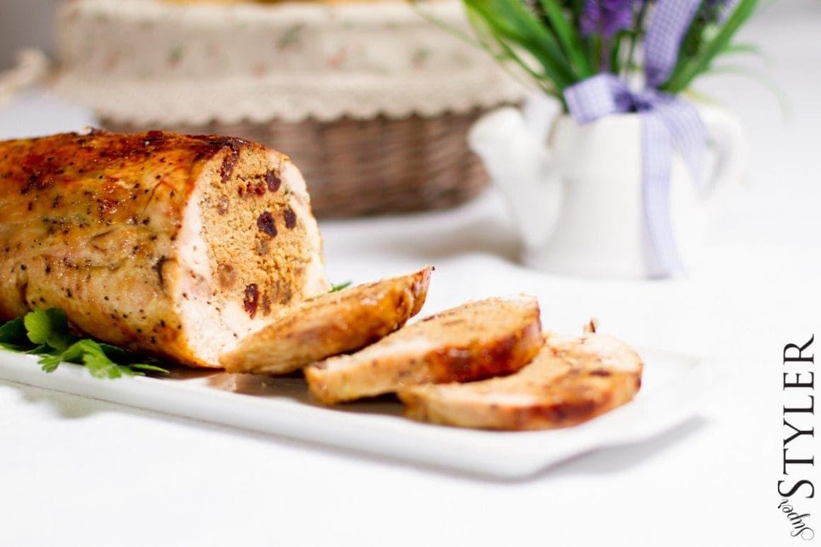 galantyna,galantyna z kurczaka,rolada z kurczaka,kurczak nadziewany,dania z kurczaka,przepis na kurczaka,galantyna z drobiu,galantyna drobiowa przepis,rolada z kurczaka pieczona,wielkanoc przepisy,przepisy na wielkanoc,zimna płyta,mięsa na zimno,zimny bufet,mięsa przepisy,przepisy na mięsa,mięsa na zimno przepisy