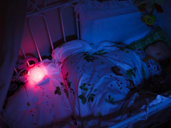 lampka nocna dla dziecka