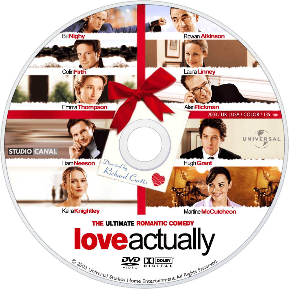 love actually film dvd