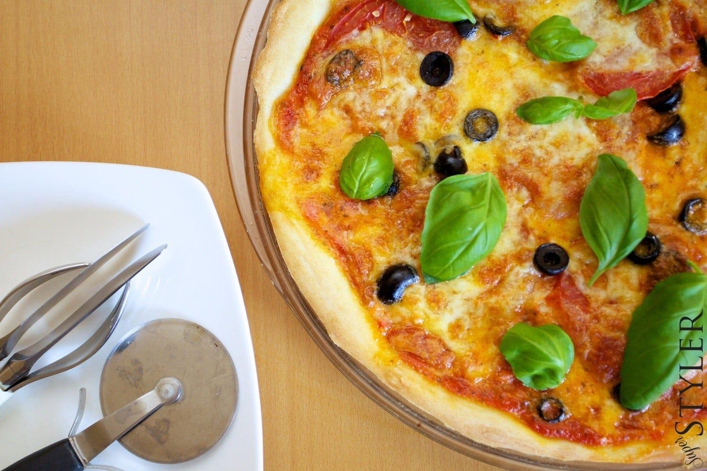 pizza przepis,pizza,ciasto na pizzę