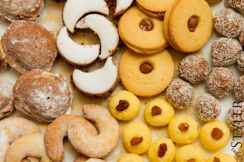 ciasteczka swiateczne karnawal sylwester przepis na ciasteczka