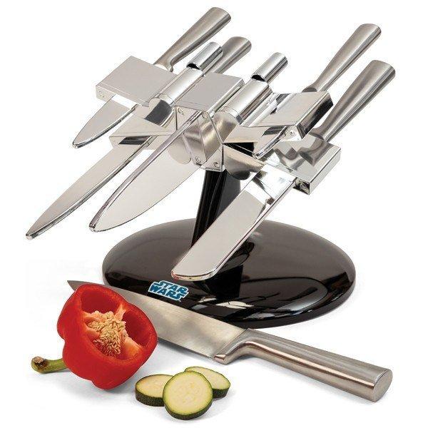 star-wars-zestaw-nozy akcesoria do kuchni