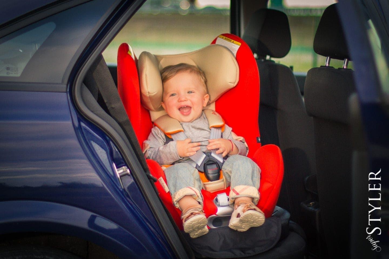 Podróż z dzieckiem samochodem - nasze sprawdzone patenty