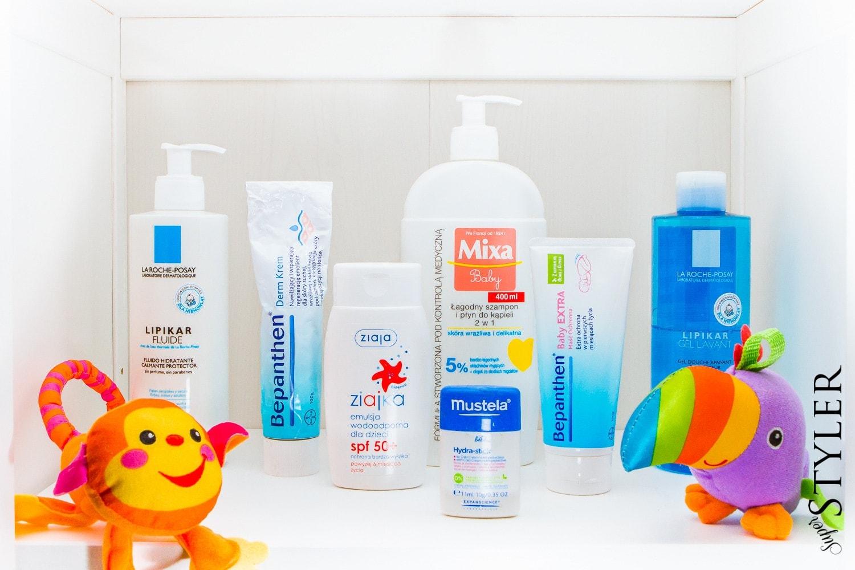 kosmetyki dla dzieci
