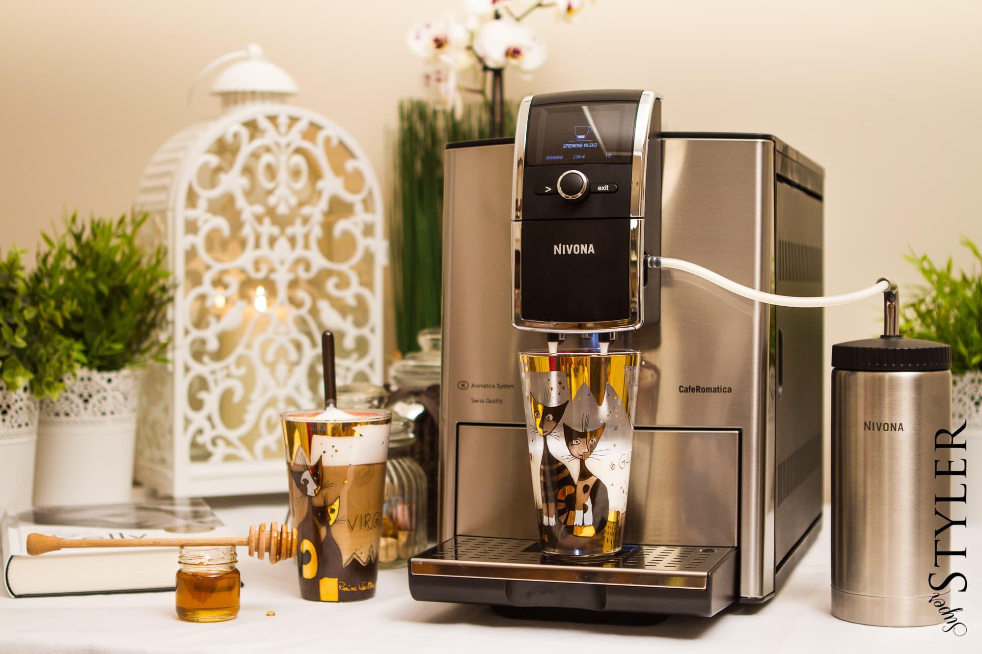 kawa z posmakiem kakao