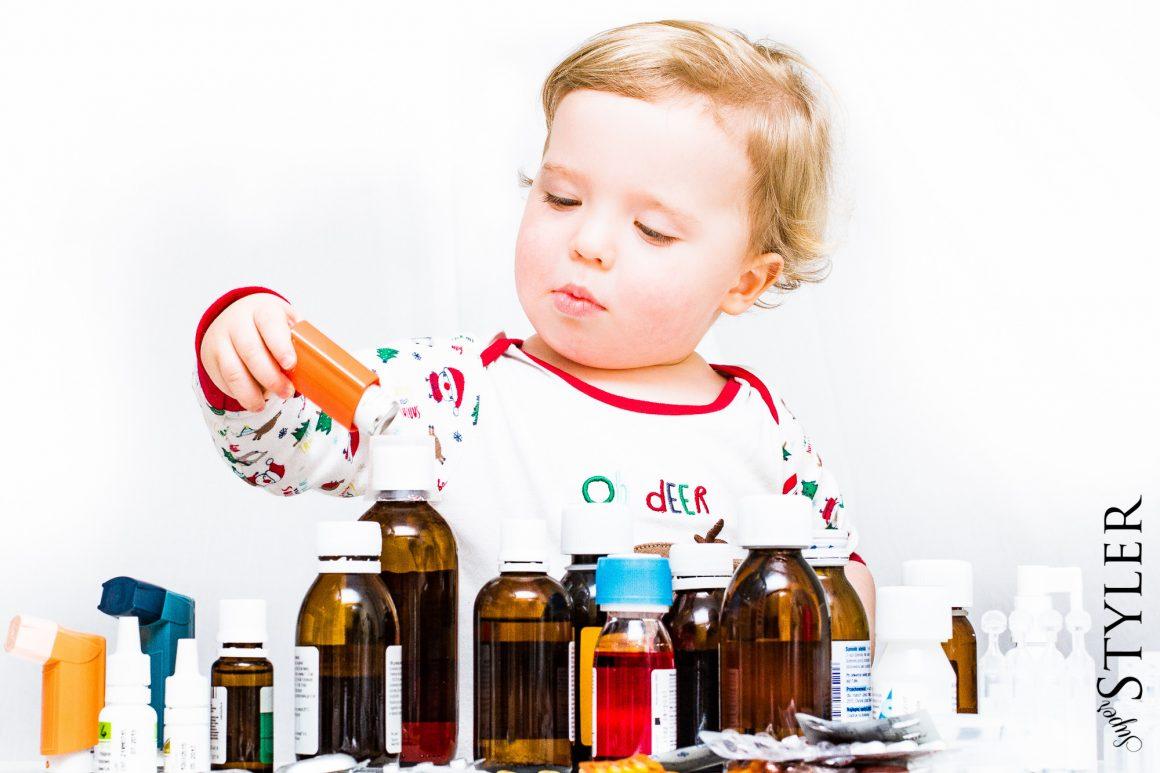 antybiotyk dla dzieci