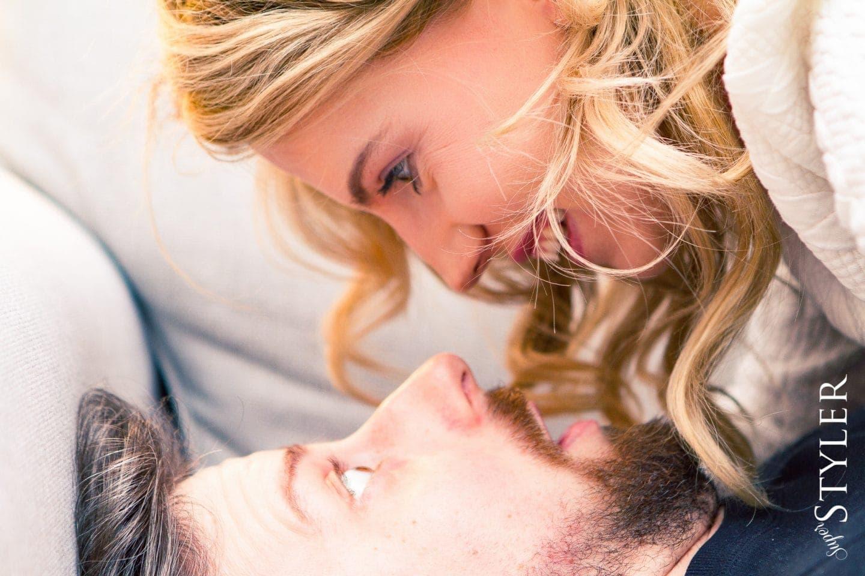 Walentynkowy seks małżeński