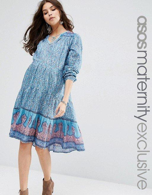 ASOS cena 42 euro/ sukienki ciążowe