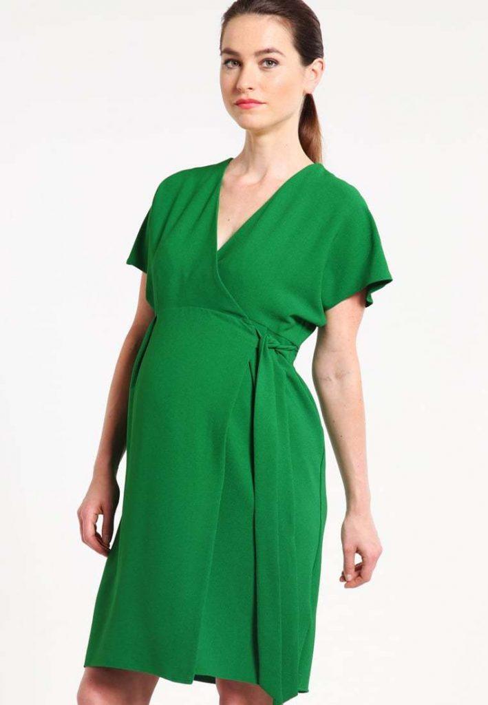 Zalando cena 269zł/ sukienki ciążowe
