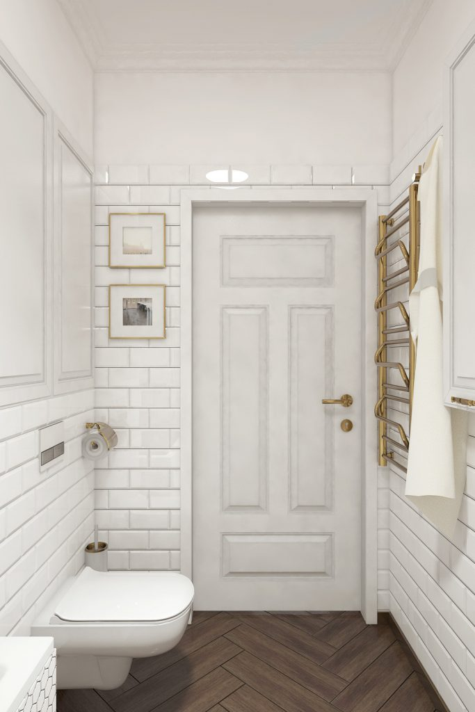 Metamorfoza łazienki Mała Ale Wariatka