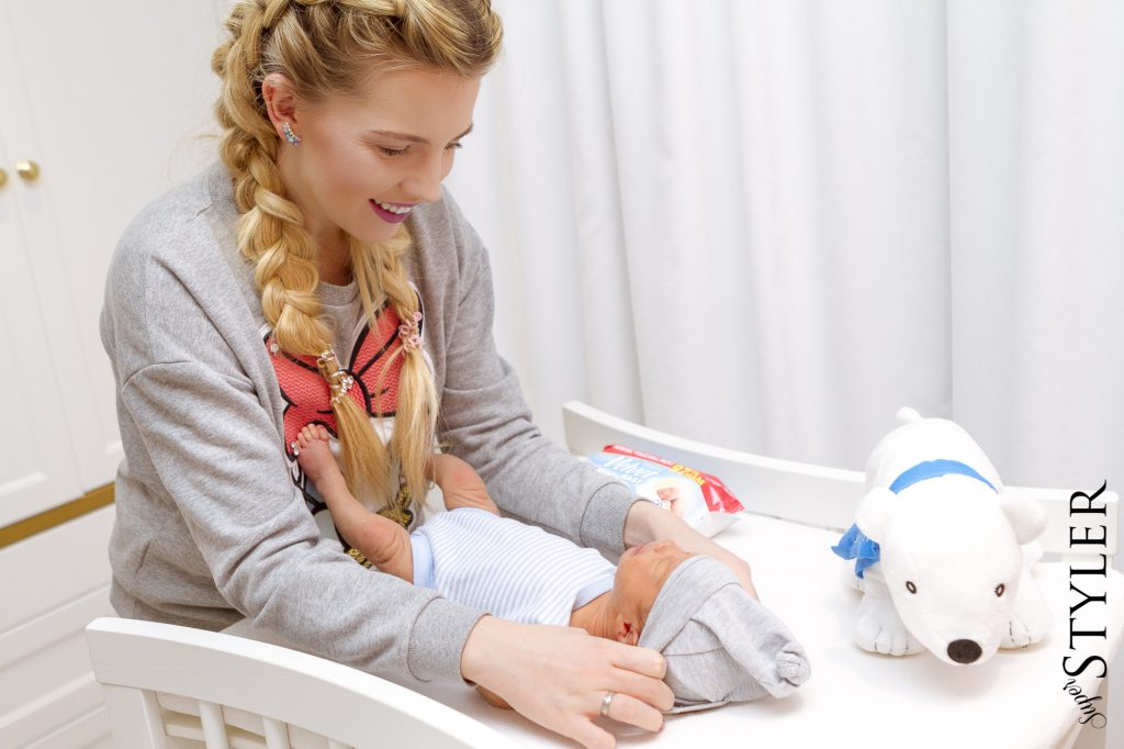 pielęgnacja noworodka