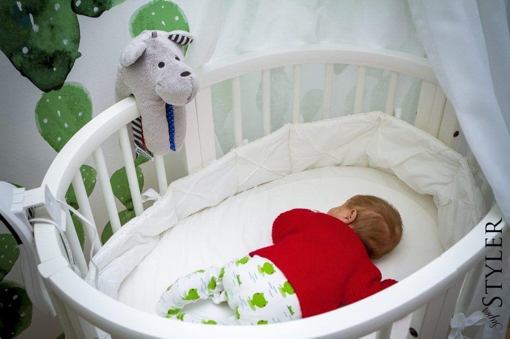 jak uśpić dziecko