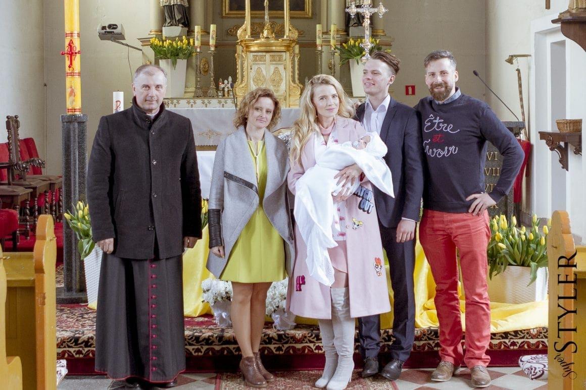 chrzciny Zygmunta
