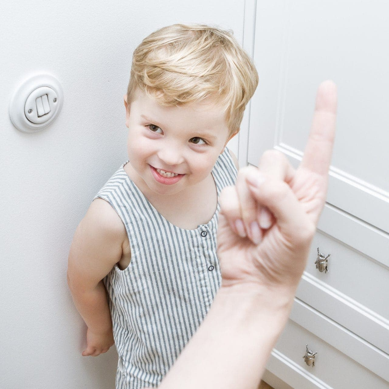 histeria u dziecka