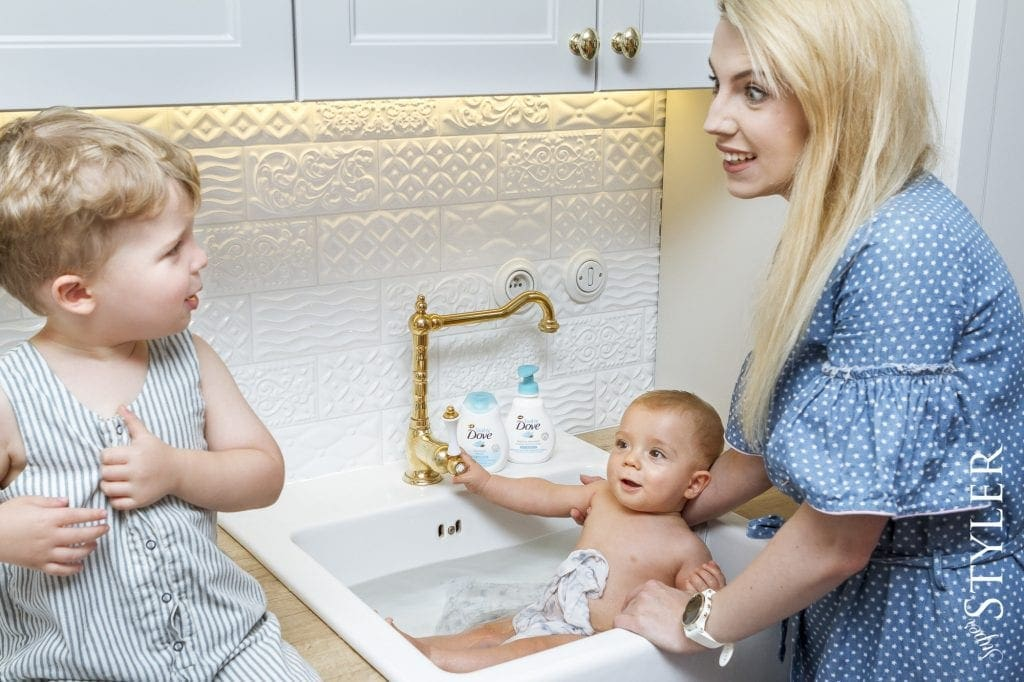jak często kąpać dziecko