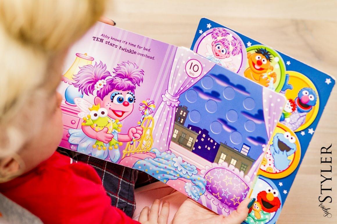 """Elmo's Bedtime Countdown"""