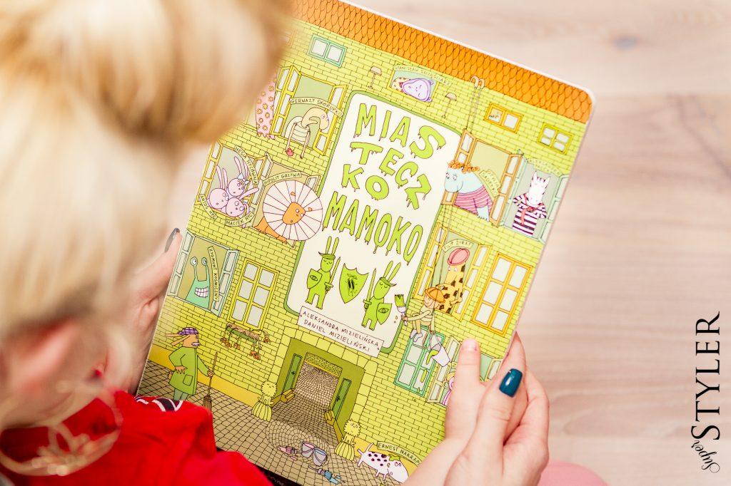 książki dla trzylatka