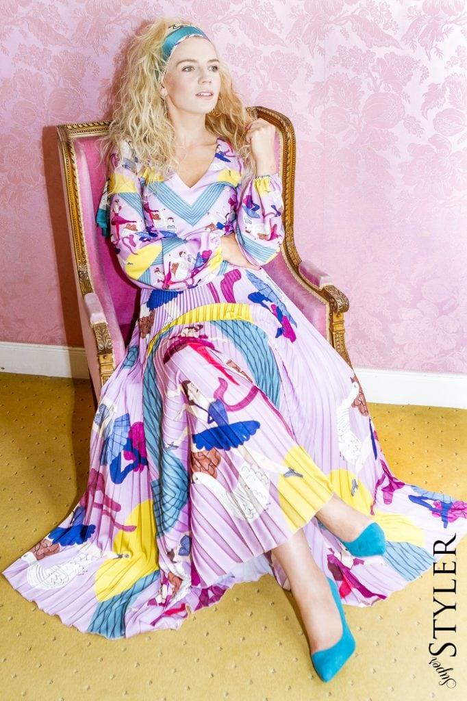 sukienka Vicher