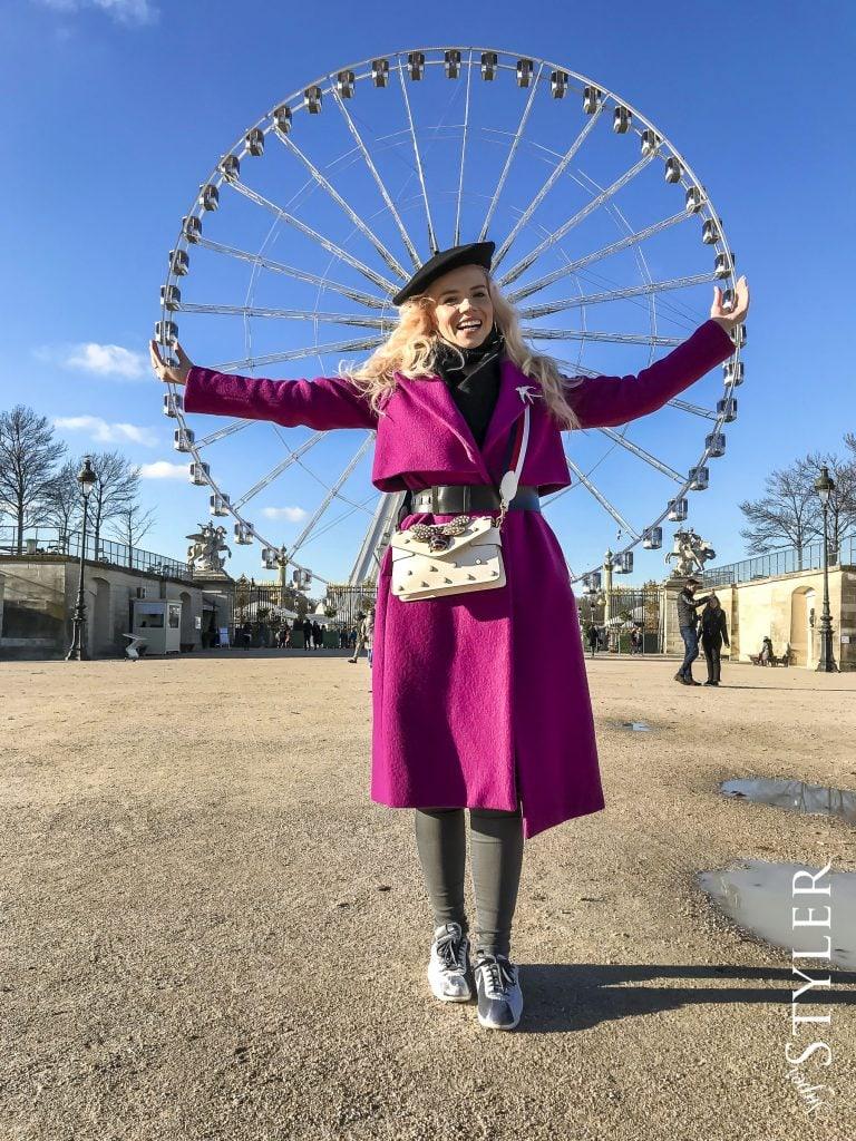 krótki wyjazd do Paryża