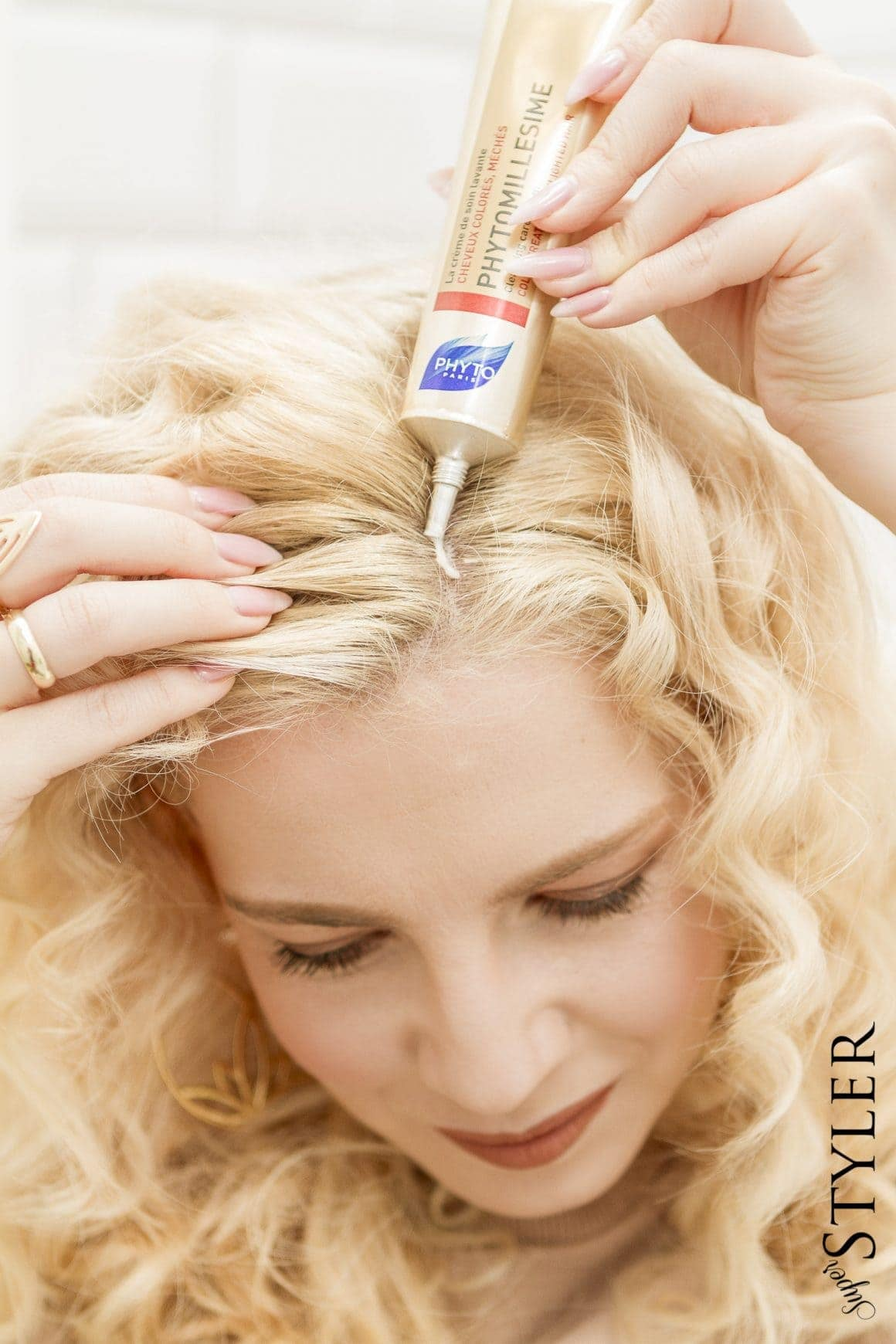 pielęgnacja włosów- moje sposoby