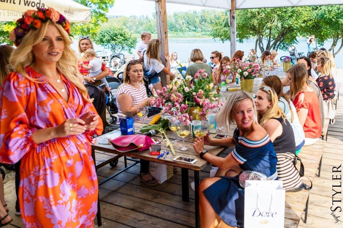 blogerka Marta z czytelnikami