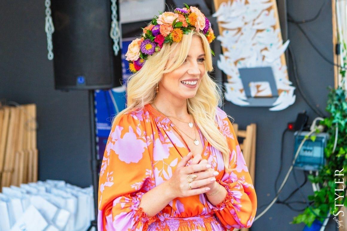 Blogerka Marta Lech Maciejewska