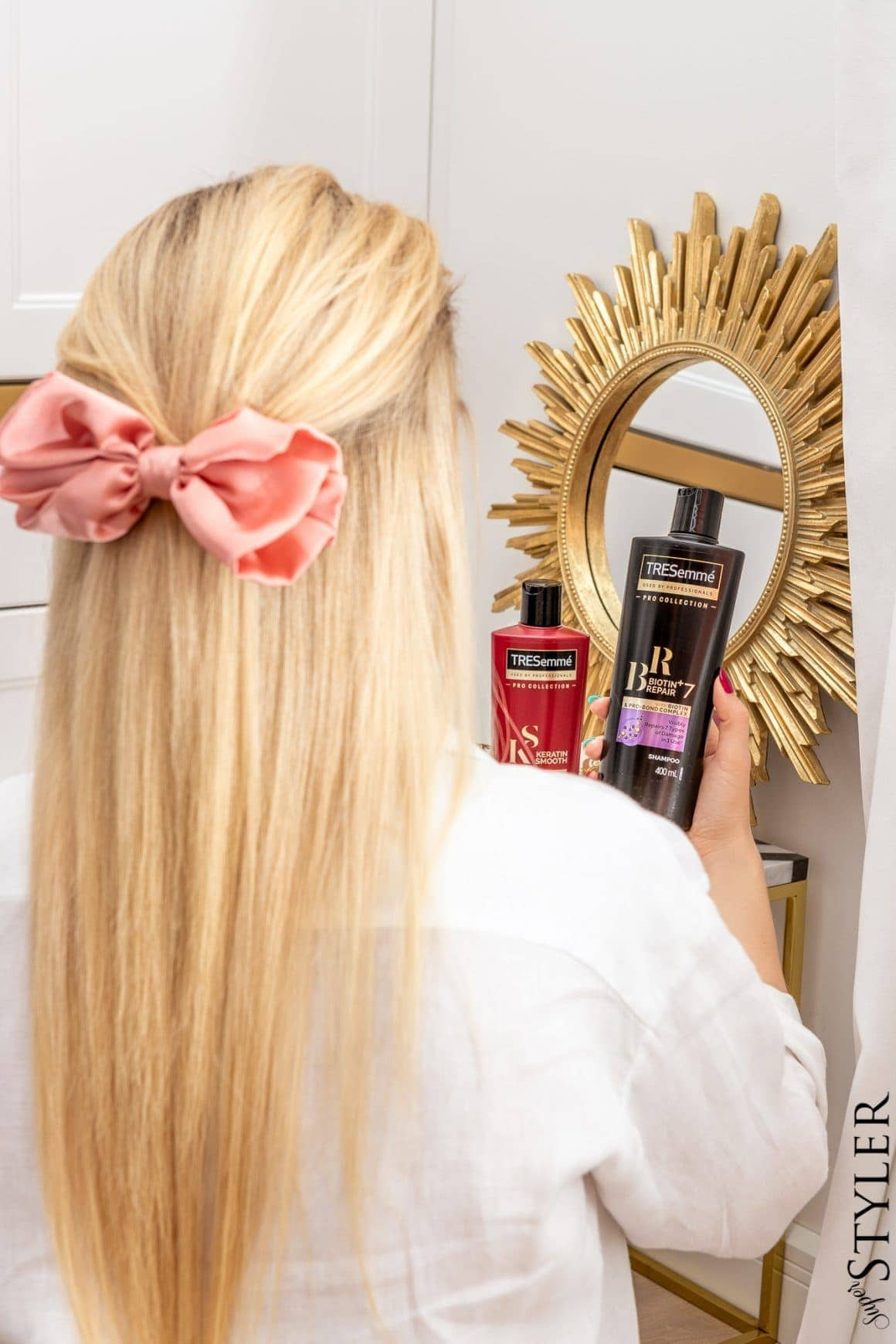 jak zadbać o farbowane włosy