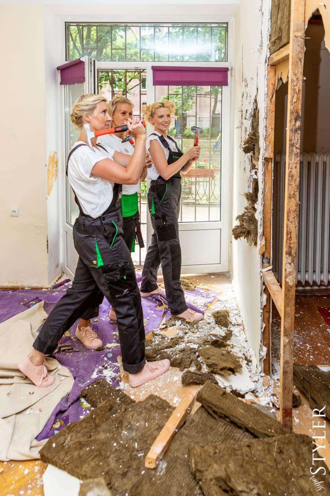 remont domu samotnej matki