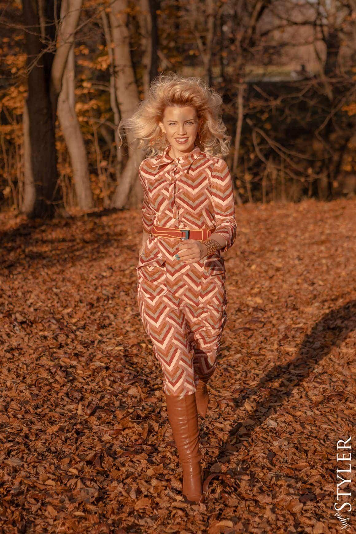moda retro Marta Lech Maciejewska
