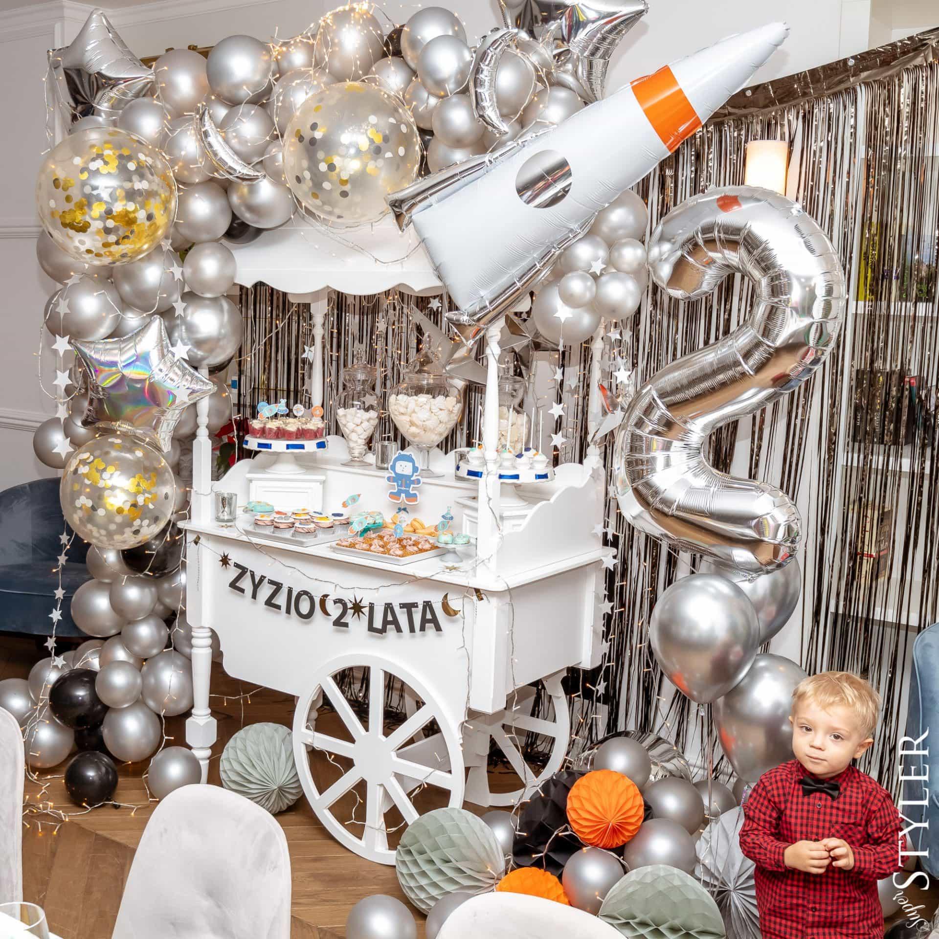 pomysł na urodziny