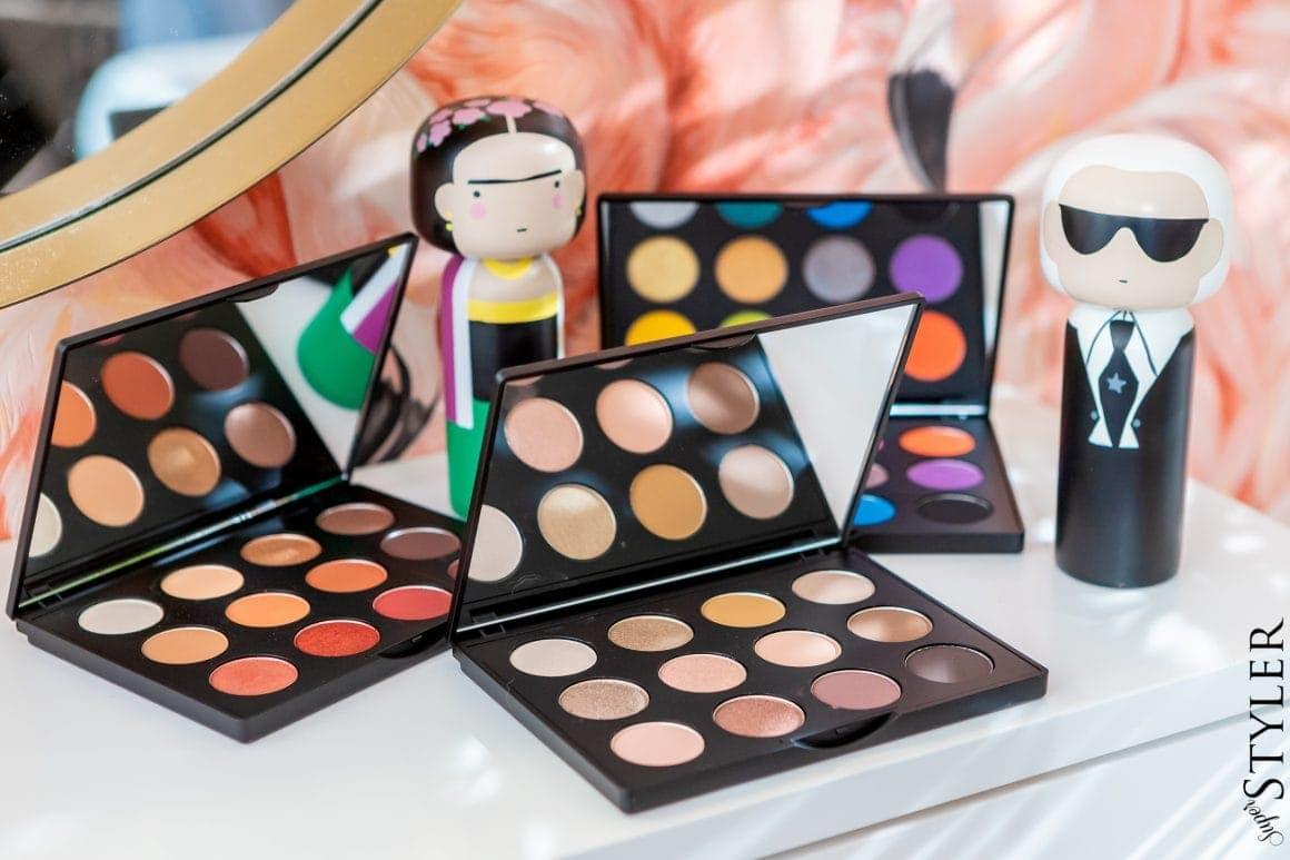 nowości kosmetyczne- MAC Art Library paleta