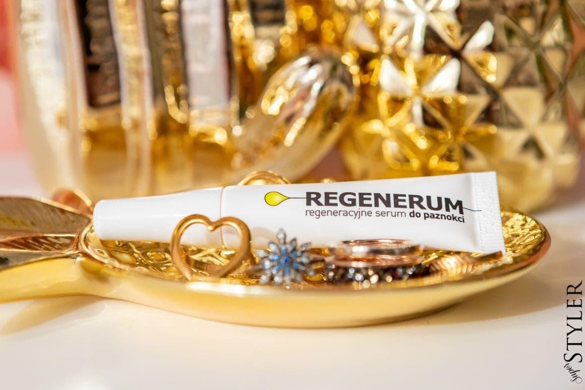 nowości kosmetyczne- serum regenerum