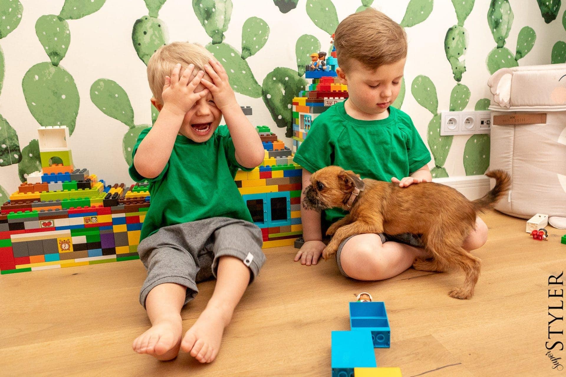 jak wychować psa z dzieckiem