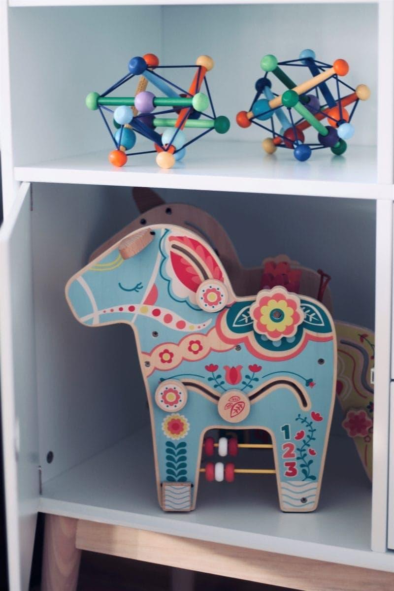 kreatywne zabawki pony