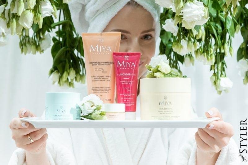 Miya zestaw kosmetyków
