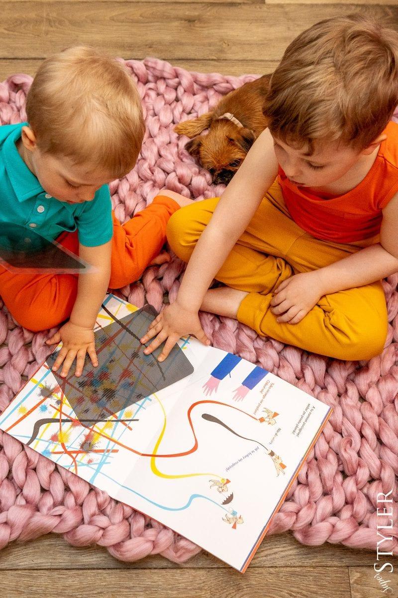 Paryż piżamorama zabawki kreatywne