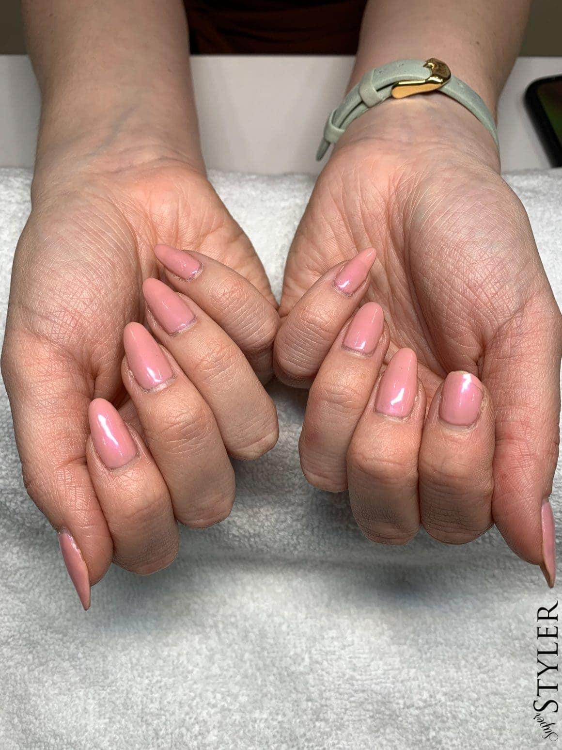 regeneracja paznokci IBX