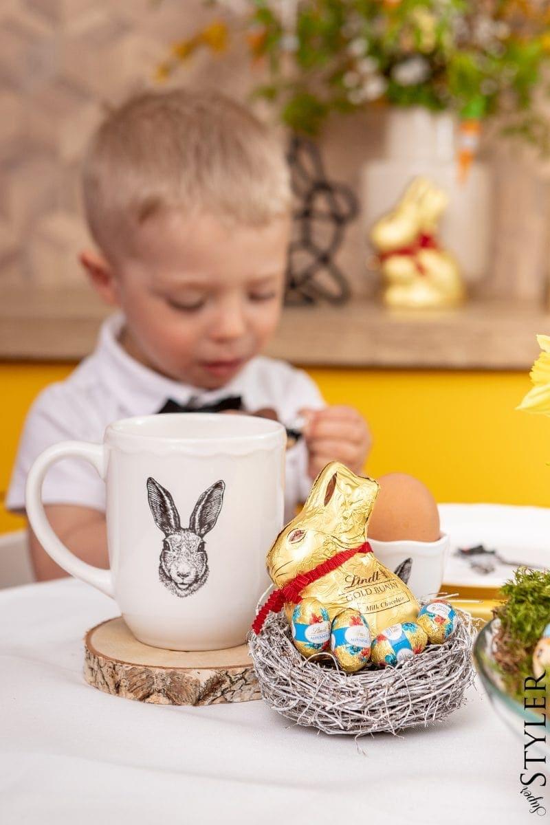 Zyzio Wielkanoc zając