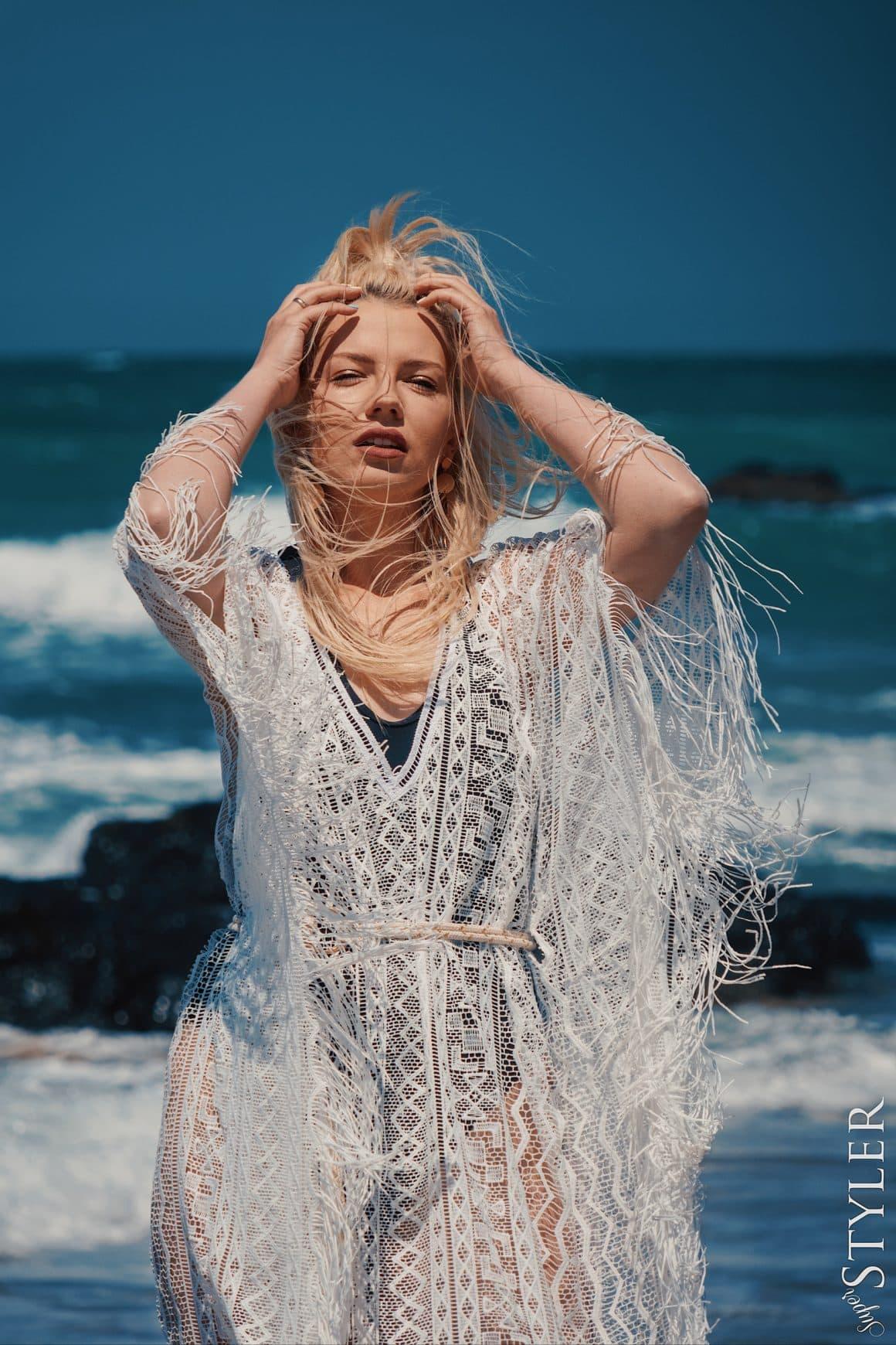 sukienka na plażę Guincho