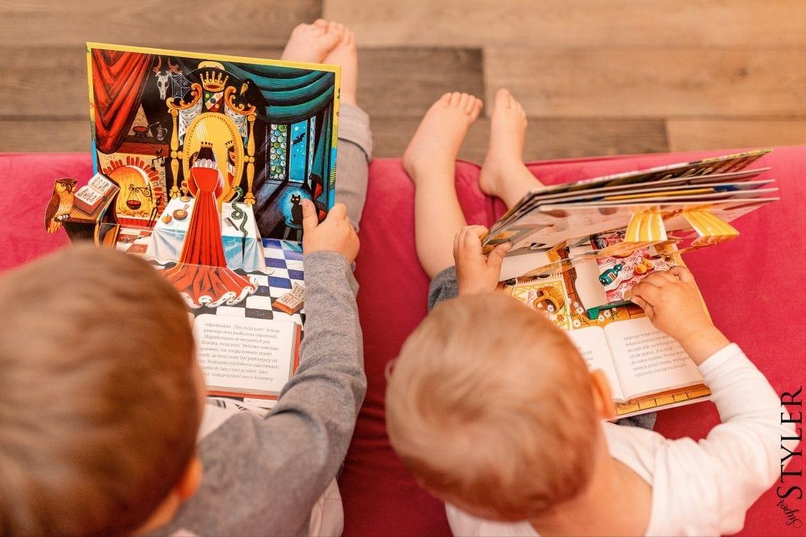 kreatywne zabawki - książeczki