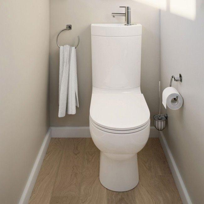 Kompact WC Good Home Castorama