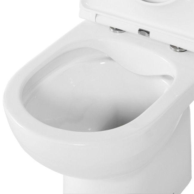 Kompakt WC GoodHome Castorama