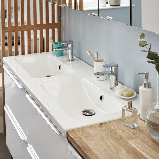 Umywalka ceramiczna Good Home Castorama
